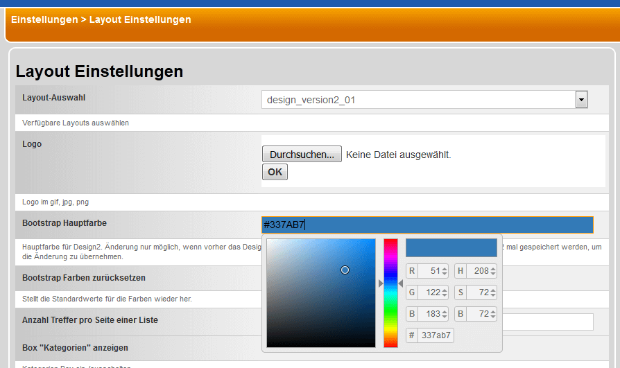 Auktion:NG Color Picker 1